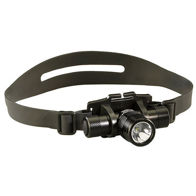 Streamlight Protac Hl Non-Rechargeable Headlamp W/ Ten-Tap Programming, Black
