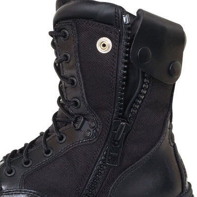 "Rocky Alpha Force 8"" Side-Zip Composite Toe Boots"