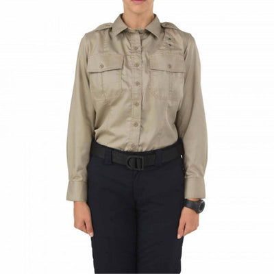 5.11 Tactical Women'S Pdu Class A Long Sleeve Shirt