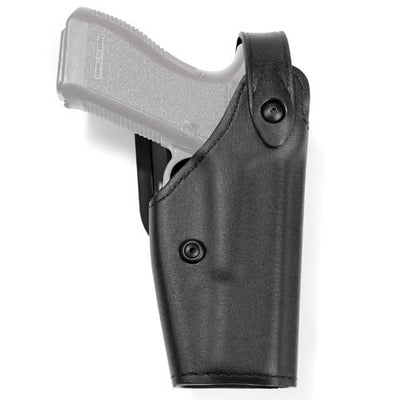 SafariLand 6280 SLS Mid-Ride Duty Holster Level II Retenion STX Tactical STX Series Thinner Impact Polymer