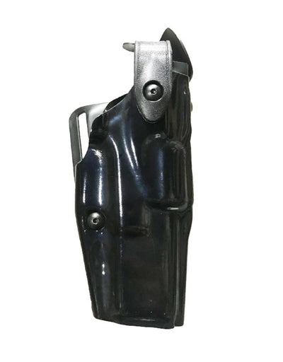 SafariLand 6360 ALS Level III Retention Duty Holster STX Hi Gloss STX Series Thinner Molded Impact Polymer