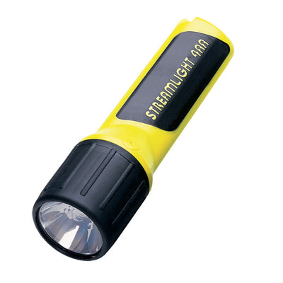 Streamlight 4Aa Compact Light With Xenon Bulb, Yellow