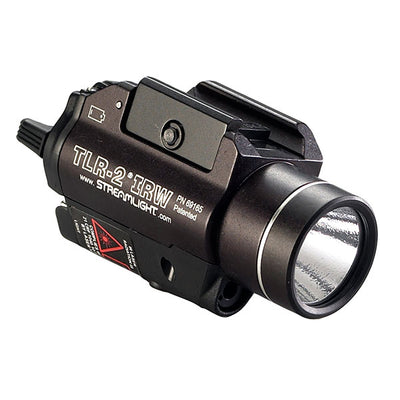 Streamlight TLR-2  IRW,  WEAPON-MOUNTED STROBING TACTICAL LIGHT WITH INFRARED LASER