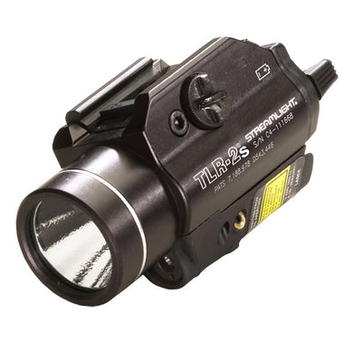 Streamlight Tlr-2S Laser Sight And Led Weapon Light W/ Strobe & Batteries