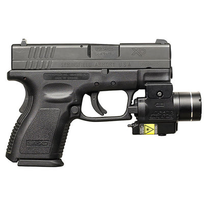 Streamlight Tlr-4G With Laser And Key Kit, Black