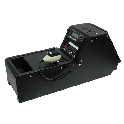 Gamber-Johnson Console Box For Ford Interceptor Sedan 2013