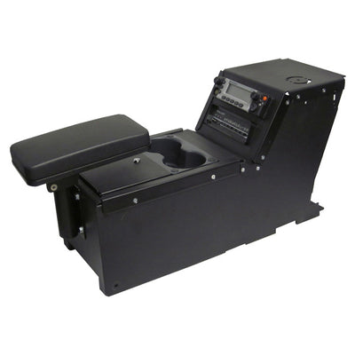 Gamber-Johnson Console Box For Ford Utility Interceptor 2013