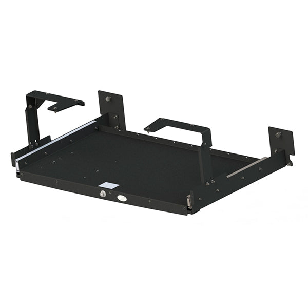Gamber-Johnson Trunk Shelf, Ford Interceptor Sedan 12-Current