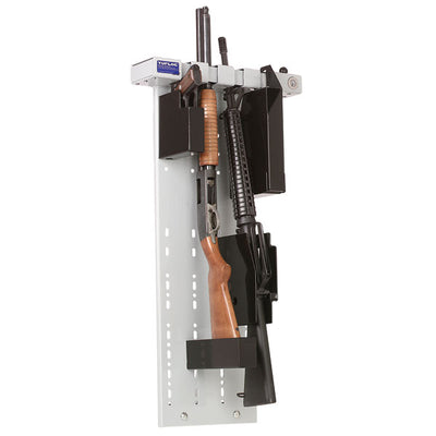 Tufloc Multi-Gun Storage Quadrack, Up To 4 Guns