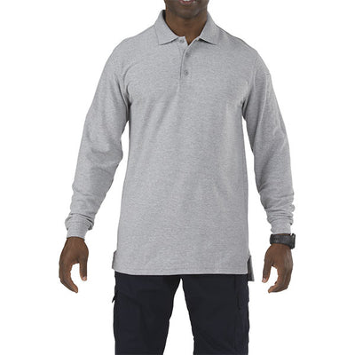 5.11 Tactical Utility Long Sleeve Polo