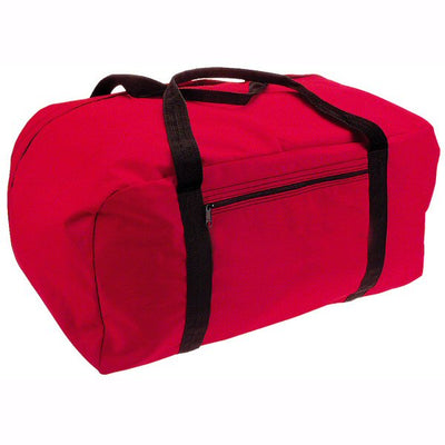 Seco Extra-Large Turnout Gear Bag, Red/Black