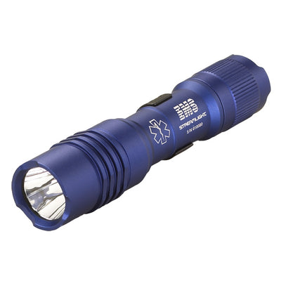 Streamlight Protac Ems Led Flashlight, 1-Aa, Holster, Hi/Lo/Strobe