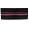 "Mourning Badge Bands with Pink Stripe (3/4"") - Pack of 10 - 9058P"