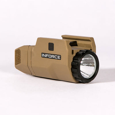 Inforce Aplc Compact Auto Pistol Light