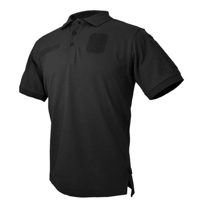 Civilian Lab, Llc Loaded Battle Cotton Polo