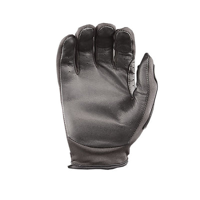 Damascus Worldwide Atx5 Lightweight Thin Patrol Gloves W/ Lycra Black And Leather Palms