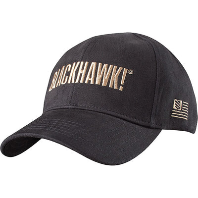 Blackhawk Cotton Spandex Fitted Cap