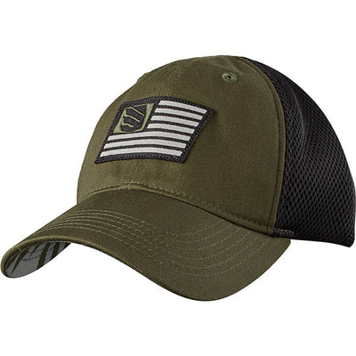 Blackhawk Foam Mesh Back Fitted Cap