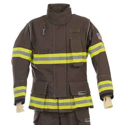 Lakeland Industries OSX B2 Pioneer Turnout Coat