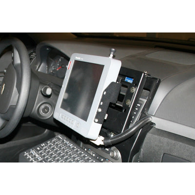 Havis Swing Out Dash Monitor Mount Base, Caprice 11-Current