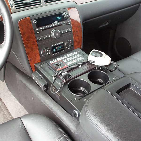 "Havis 10"" Console, For Chevy Tahoe/Gmc Yukon 07-Current ..."