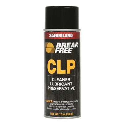 Break-Free Gun Cleaning Lubricant