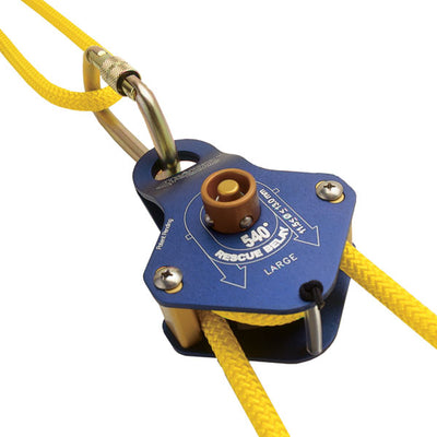 CMC Rescue Traverse 540° Rescue Belay