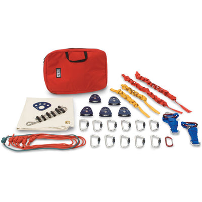 CMC Rescue Rope Rescue Truck Cache Kit & Traditional Rigging Kit Combo