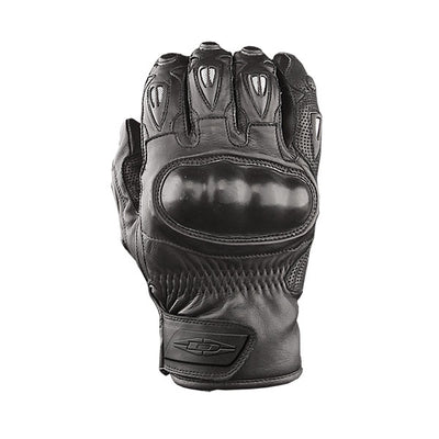 Damascus Worldwide Crt50 Vector Riot Control Gloves, Short Cuff W/ Carbon-Tek Fiber Knuckles, Black, Clearance