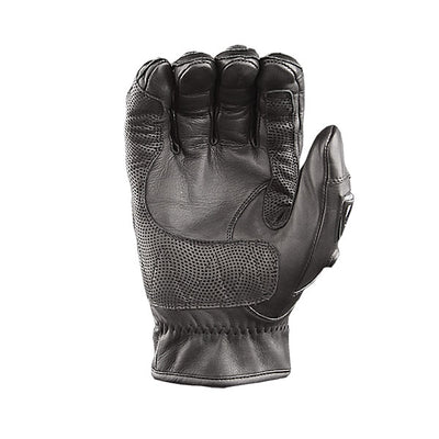 Damascus Worldwide Crt50 Vector Riot Control Gloves, Short Cuff W/ Carbon-Tek Fiber Knuckles, Black