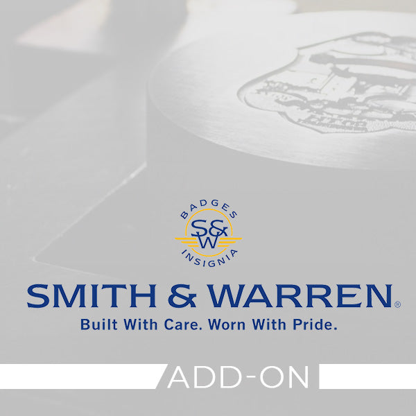 Smith And Warren Badges