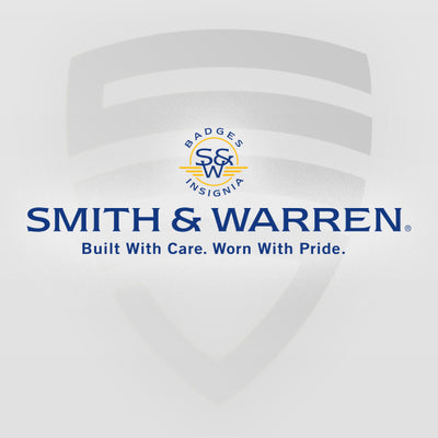 Smith & Warren Custom Badge S243A