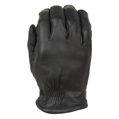 Damascus Worldwide Dfs2000 Frisker S Leather Gloves W/ Honeywell Spectra Liners, Black