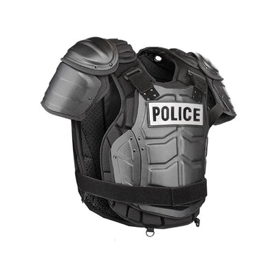 Damascus Worldwide Dfx2 Imperial Elite Hard Shell Upper Body Protection System, Black