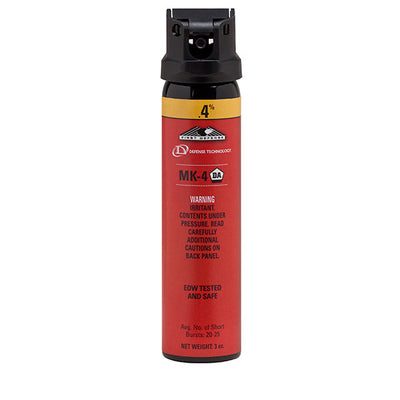 Def Tech First Defense Oc Spray, 0.4 Foam