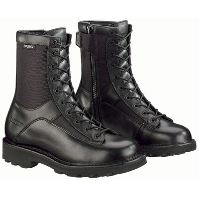 Bates Uniform Footwear Durashocks Lace-To-Toe Waterproof Boots