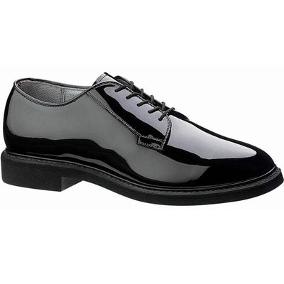 Bates Uniform Footwear Lites High Gloss Oxford