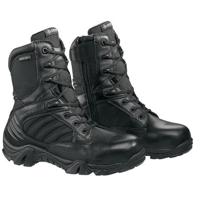Bates Uniform Footwear Gx-8 Composite Toe Side-Zip Boots
