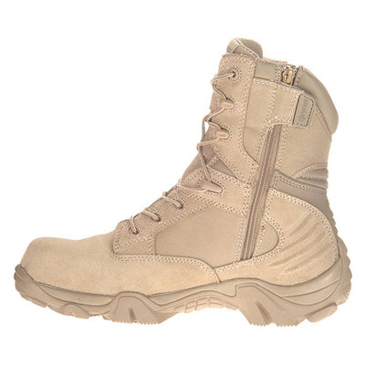 7be751c9d7c Bates Uniform Footwear Gx-8 Composite Toe Side-Zip Boots