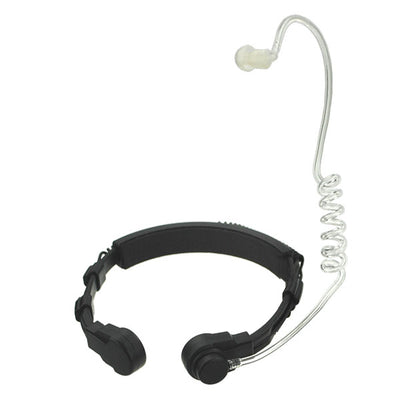 Earhugger Safety Throat Mic