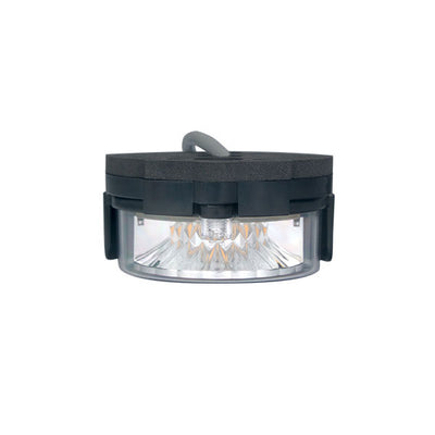 "Soundoff Signal Intersectorâ""¢ Under Mirror/Surface Mount Light W/Inline Flasher, Xylex Lens"
