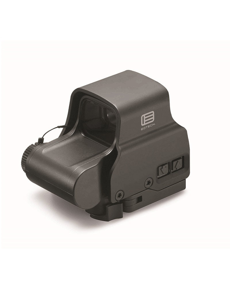 Eotech Exps2 Holographic Weapon Sight, Non-Night Vision-Compatible, W/ Side Buttons, 65 Moa Ring W/ Double 1 Moa Dot, Lithium