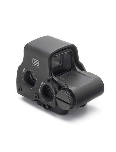 Eotech Exps2 Holographic Weapon Sight, Non-Night Vision-Compatible W/ Side Buttons, 65 Moa Ring W/ Single 1 Moa Dot, Lithium Battery