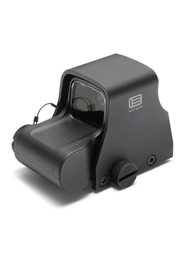 Eotech Model Xps Holographic Weapon Sight W/ 65 Moa Ring And 1 Moa Dot