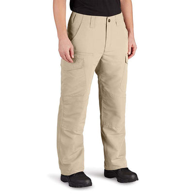 Propper Women's EDGETEC Tactical Pant in Khaki & LAPD Navy