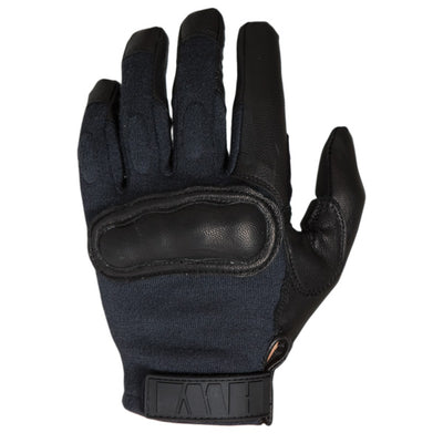 HWI Gear Hktg Hard Knuckle Tactical Glove, Black