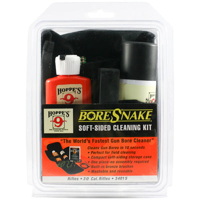 Hoppe's Boresnake Soft-Sided Cleaning Kit