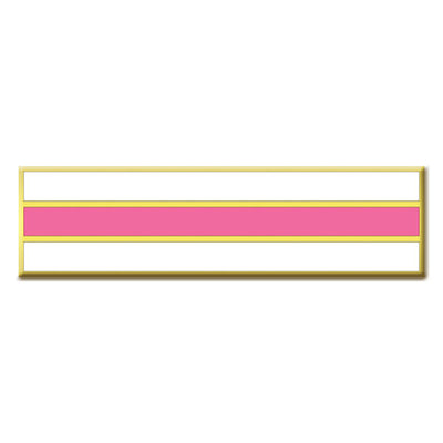 V H Blackinton Breast Cancer Awareness Commendation Bars