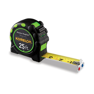 Komelon Magnetic Monster Maggrip Tape Measure