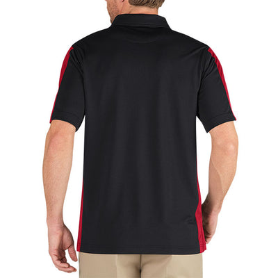 Dickies Color Block Performance Polo
